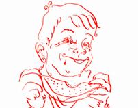 Usa, Shabi Illustration