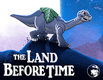 THE LAND BEFORE TIME - AMBLIN 35TH ANNIVERSARY