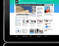 Web del empleado Público. Junta de Andalucía