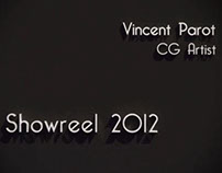 Vincent Parot - SHOWREEL -