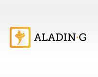 ALADIN G - LOGO DESIGN
