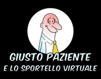 Giusto Paziente e lo Sportello Virtuale