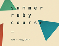 Pivorak and OnApp Summer Ruby Course