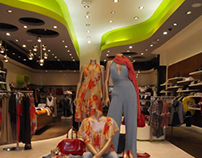 MISS SIXTY FLAGSHIP STORE IN DUBAI