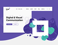 Base Design Studio / website