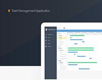 Sanctum Task Management Application
