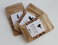 Herstory Tea Company packaging