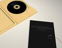 Sales Folder Bacardi Martini Portugal