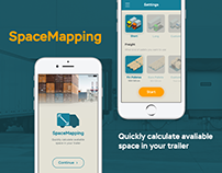 Fleetboard SpaceMapping App