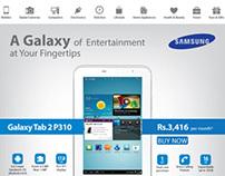 Samsung Galaxy Mailer