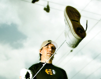 Etnies Shoes Advertising Image