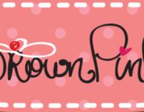 BrownPink Logo