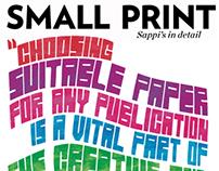 Small Print - Sappi and John Brown Media