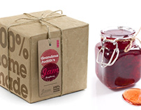 Grandma Judith's Brand & Packaging