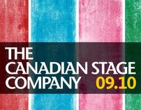 Canadian Stage | 09.10 Season Platform