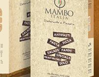 mambo italia menu