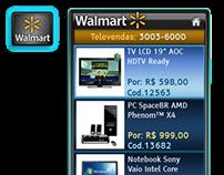 DTVi - Sticker Walmart ( Equipe Mídia Digital TQTVD )
