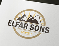 El Far Logo & Corporate identity design
