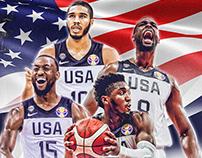 • Official FIBA social media graphics IX •