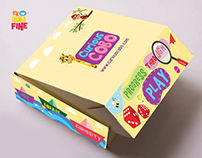 Curious Cobo Branding and Packaging