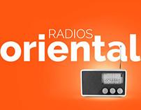 Oriental. Radios producto Rapidito