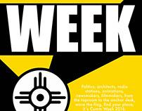 Shocker Ad Lab promotes Comm Week 2016