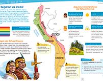 Infografía Tahuantinsuyo