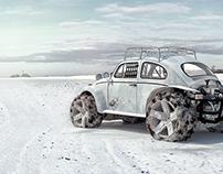 Extrem VW Baja Buggy