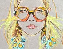 Gucci Portrait FW16