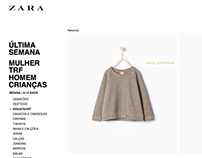 Zara Girl - Product Development