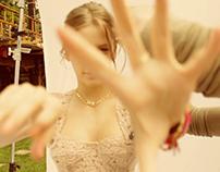 Serenay Sarikaya Marie Claire Backstage 2012