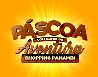 Páscoa 2017 / Shopping Panambi