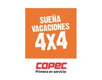 Sueña Vacaciones 4x4/ Copec