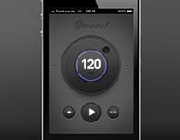 Groove! Simple metronome App