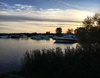 Riga evening