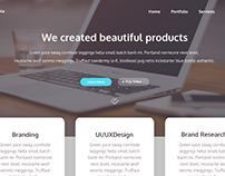 Web Design, UI/UX Design