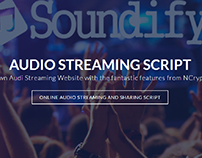 Best Audio Streaming, Sharing and Uploading script