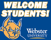 Webster University Welcome Students