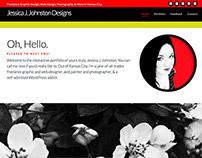 Online Graphic Design / Web Design Portfolio