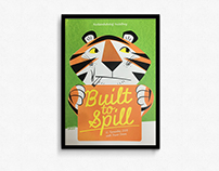 Gigposter Built to Spill