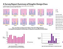 Class Survey Report Design