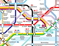 Alternative 2015 Tube Map Design