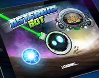 ASTEROID BOT - Game