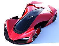 Ferrari GPX concept