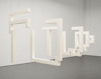 Futuro – Typographic installation