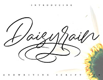 Daisy Rain Script Font