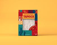 Tapioca Sabor da Paraíba - Redesign