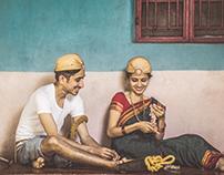 #VillageLoveStory - Sunil & Pooja