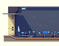 Super Time Force - Space Bus Bridge