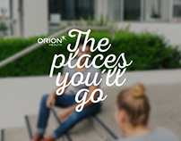 Orion Health - 'The places you'll go'